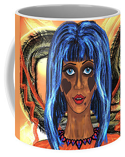 Haunted 3 Coffee Mug