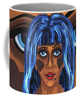 Haunted 4 Coffee Mug
