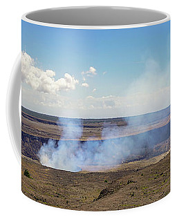 Hawaii Hale Ma'uma'u Volcano Crater Coffee Mug