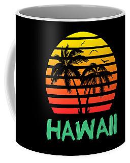 Hawaii Sunset Coffee Mug