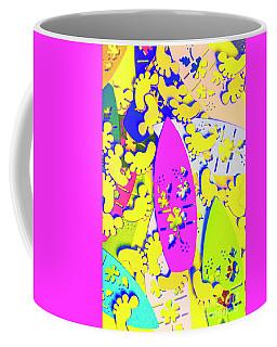 Hawaiian Design Coffee Mug