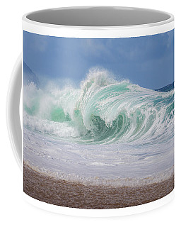 Hawaiian Shorebreak Coffee Mug