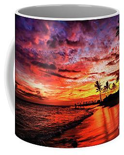 Hawaiian Sunset Coffee Mug