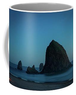 Haystack And Needles Coffee Mug