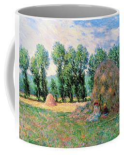 Haystacks - Digital Remastered Edition Coffee Mug