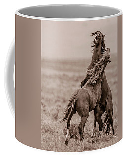 He Means It Coffee Mug