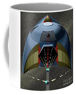 Head On Attack Coffee Mug