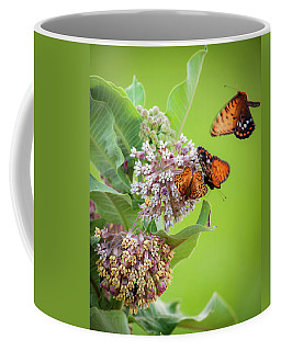 Head Over Heals For Milkweed Coffee Mug
