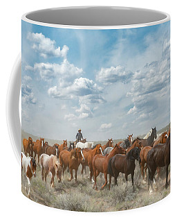 Heading Home Coffee Mug