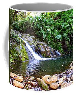 Healing Pool - Maui Hawaii Coffee Mug
