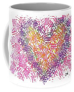 Heart 1006 Coffee Mug