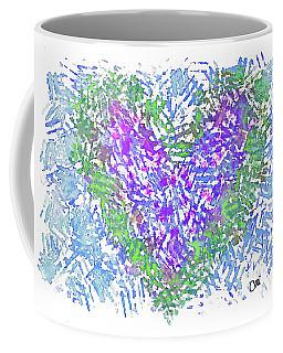 Heart 1008 Coffee Mug