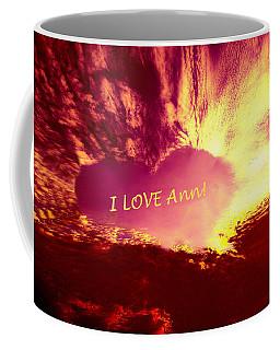 Heart Ann Coffee Mug