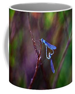 Heart Of Dragonfly Coffee Mug