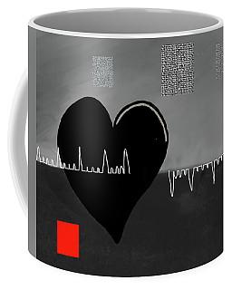 Heartbroken Coffee Mug