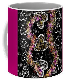 Hearts Connect Hearts Break Coffee Mug