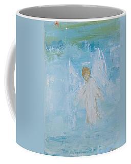 Heavenly Angel Child Coffee Mug
