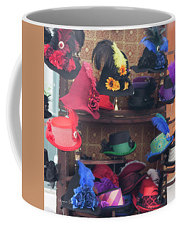 Heavenly Hats Squared Coffee Mug