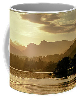 Heavens Golden Hour Coffee Mug