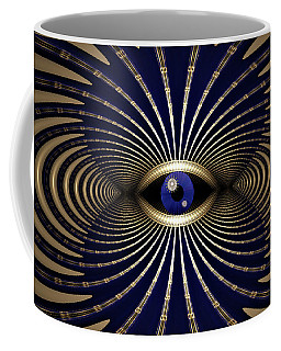 Coffee Mug featuring the digital art Hebrews by Missy Gainer