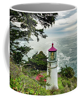 Heceta Head 2018 Lighthouse 2 Coffee Mug