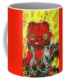 Hellboy Coffee Mug
