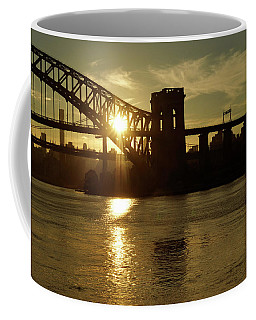 Hellgate Sun Beam Coffee Mug
