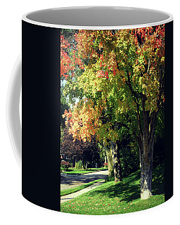 Her Beautiful Path Home Coffee Mug