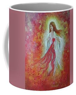 Her Heart Bleeds Coffee Mug