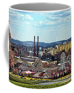 Coffee Mug featuring the photograph Hershey Pa 2006 by Mark Jordan