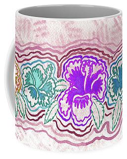 Hibiscus 1003 Coffee Mug