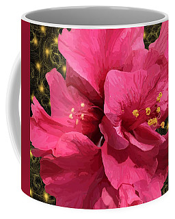 Hibiscus Pollen Coffee Mug