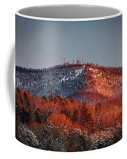 Hibriten Mountain - Lenoir, North Carolina Coffee Mug