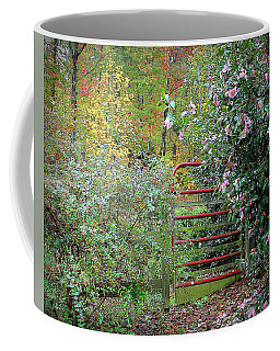 Hidden Gate Coffee Mug
