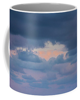 High Above The Clouds Coffee Mug