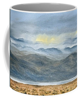 High Desert Morning Coffee Mug