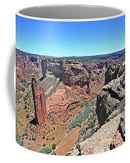 High Noon At Spider Rock Coffee Mug