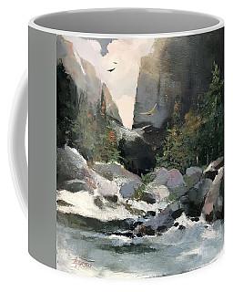 High Ridge Pass Coffee Mug