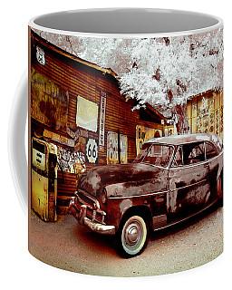 Highsmith Old Car Coffee Mug