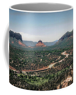 Highway In The Wind Coffee Mug