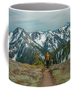 Hiking Toward Heaven Coffee Mug