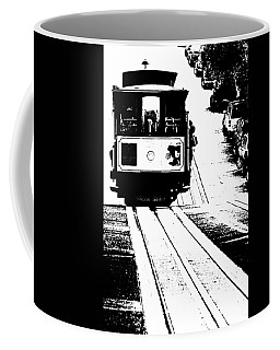 Hill Street Noir Coffee Mug