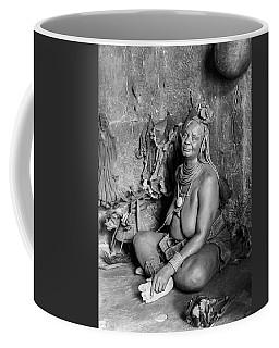 Himba Grand Mother Coffee Mug