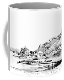 Hingham Bay  Coffee Mug