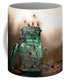 Coffee Mug featuring the photograph His Cup Runneth Over by Michelle Wermuth