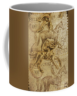 Historic Horse Racing Coffee Mug
