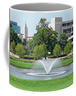 Coffee Mug featuring the photograph Historic Pensacola by Anthony Dezenzio
