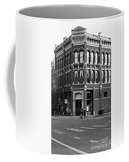 Coffee Mug featuring the photograph Historic Structures 1 by Jeni Gray