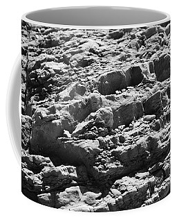 Coffee Mug featuring the photograph Historic Textures by Jeni Gray