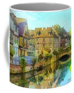 Historic Village On The Rhine Coffee Mug